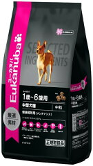 P&G ジャパン ユーカヌバ ユーカヌバ メンテナンス 中型犬 中粒 2.75k / 0019014613236 #w-13...