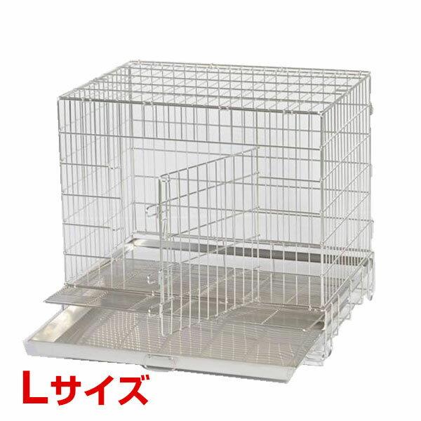 200円クーポン☆市瀬 ステンレスケージ サイドオープン L SSL-SOP 4582309813148 #w-140039-00-00