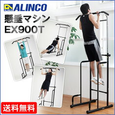ALINCO(アルインコ)懸垂マシンEX900T【送料無料】