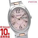 シチズン ウィッカ wicca ソーラー KH3-118-93 かわいい 社会人 就活 [正規品] レディース 腕時計 時計
