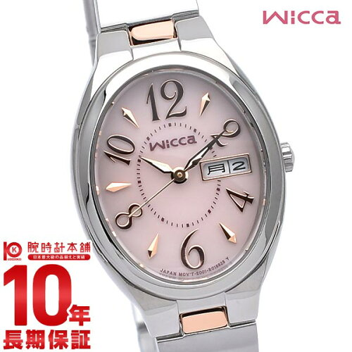 シチズン ウィッカ wicca ソーラー KH3-118-93 [正規品] レディース 腕時計 時計...