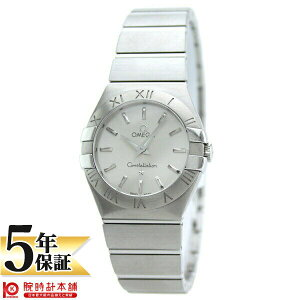 [Shopping loan 24 times 0% interest rate] OMEGA Constellation OMEGA 123.10.27.60.02.001 [Overseas imports] Ladies' watches Watch