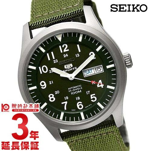 セイコー5逆輸入モデルセイコー5スポーツSNZG09K1104397