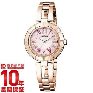 p_10シチズン ウィッカ CITIZEN wicca 剛力彩芽着用モデル KL4-664-91 レディース 腕時計 ピン...