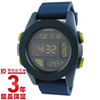 Nixon NIXON unit chronograph A1971264 mens watch watches
