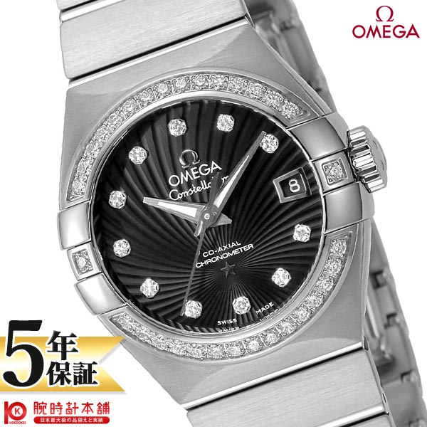 腕時計, レディース腕時計  OMEGA 123.15.27.20.51.001