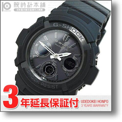 カシオ Gショック G-SHOCK ソーラー電波 AWG-M100B-1A [海外輸入品] メンズ 腕時計 時計
