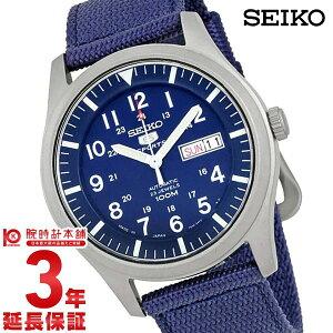【30日は店内最大ポイント42倍!】 セイコー5 逆輸入モデル SEIKO5 5スポーツ ミリタリー 100m防水 機械式(自動巻き) SNZG11J1 [海外輸入品] メンズ 腕時計 時計【あす楽】