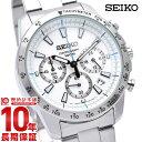セイコー 逆輸入モデル SEIKO クロノグラフ 100m防水 SSB025P1(SSB025PC) [正規品] メンズ 腕時計 時計【あす楽】