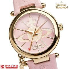 ポイント最大30倍!お買物マラソン!ヴィヴィアン・ウエストウッド ViVienne Westwood オーブ [Orb] VV006PKPK レディース / ウォッチ 腕時計 #108081