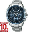 セイコー ブライツ BRIGHTZ ソーラー電波 クロノグラフ 100m防水 SAGA161 [正規品] メンズ 腕時計 時計【36回金利0%】