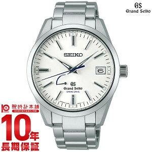 【送料無料】p_10セイコー グランドセイコー SEIKO GRANDSEIKO SBGA099 メンズ 腕時計 ホワイト...