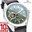 オリエントスター ORIENT WZ0121DK メンズ腕時計 時計