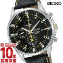 セイコー 逆輸入モデル SEIKO クロノグラフ 100m防水 SNDC89P2(SNDC89PD) [正規品] メンズ 腕時計 時計【あす楽】