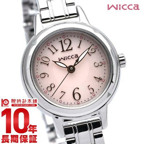 シチズン ウィッカ wicca ソーラーテック KH9-914-91 [正規品] レディース 腕時計 時計