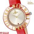 ヴィヴィアンウエストウッド VivienneWestwood Clarity VV032RD レディース腕時計 時計