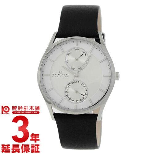 スカーゲン SKAGEN シルバー SKW6065 [海外輸入品] メンズ 腕時計 時計