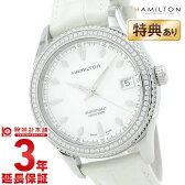 ハミルトン HAMILTON ジャズマスター シービュー H37495811 レディース腕時計 時計【あす楽】