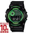 【ポイント6倍】カシオ Gショック G-SHOCK GD-120N-1B3JF [国内正規品] メンズ 腕時計 時計
