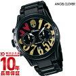 エンジェルクローバー AngelClover ロエンコラボレーション ブラック ステンレスベルト クロノグラフ デイト LC42ROBBGD [国内正規品] メンズ 腕時計 時計