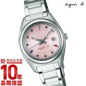 【ポイント10倍】アニエスベー agnesb マルセイユ ソーラー FBSD965 [国内正規品] レディース 腕時計 時計