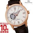オリエントスター ORIENT オリエントスター セミスケルトン WZ0211DA メンズ腕時計 時計【あす楽】