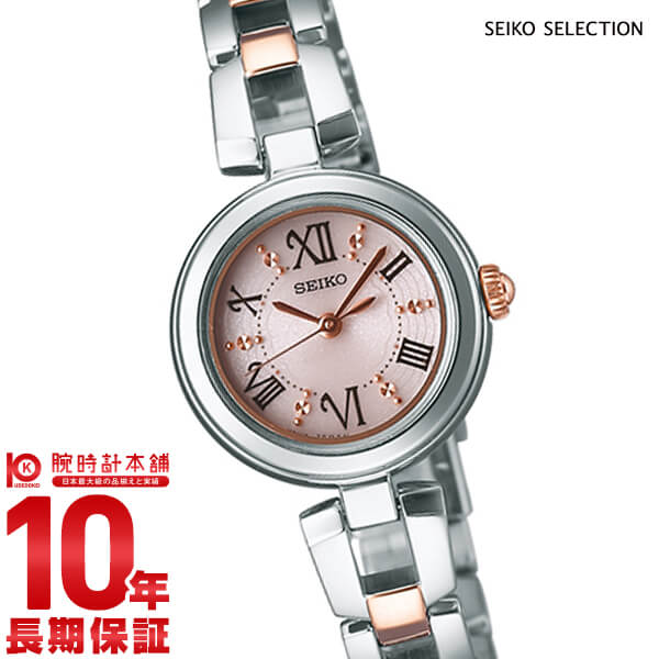 腕時計, レディース腕時計 2536.523:59 SEIKOSELECTION BOX 10 SWFA153