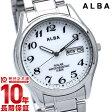 セイコー アルバ ALBA ソーラー 100m防水 AEFD539 [正規品] メンズ 腕時計 時計