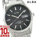セイコー アルバ ALBA ソーラー 100m防水 AEFD540 [正規品] メンズ 腕時計 時計...