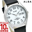 セイコー アルバ ALBA ソーラー 100m防水 AEFD543 [正規品] メンズ 腕時計 時計【あす楽】【あす楽】