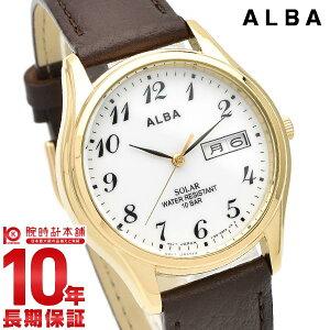 【最大3万5千円クーポン&店内最大ポイント42倍!1日限定】 セイコー アルバ ALBA ソーラー 10気圧防水 AEFD544 [正規品] メンズ 腕時計 時計