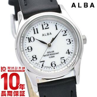 セイコー アルバ ALBA ソーラー 10気圧防水 A…
