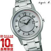 【先着2000名様限定1000円割引クーポン】【36回金利0%】[P_10]アニエスベー agnesb マルセイユ ソーラー FBSD960 [正規品] レディース 腕時計 時計