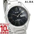 セイコー アルバ ALBA ソーラー 100m防水 AEFD555 [正規品] メンズ 腕時計 時計