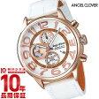 エンジェルクローバー AngelClover 【300本限定】腕時計 ダブルプレイ ホワイト 10気圧防水 DP44PWH-WH [国内正規品] メンズ 腕時計 時計