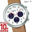 【36回金利0%】アニエスベー agnesb マルチェロ FCRT975 [正規品] メンズ&レディース 腕時計 時計