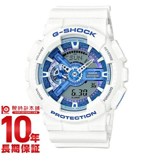 カシオGショックGA-110WB-7AJF131345