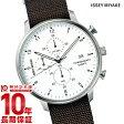 【ポイント10倍】イッセイミヤケ ISSEYMIYAKE Cシー岩崎一郎デザインクロノグラフ NYAD006 [国内正規品] メンズ 腕時計 時計【あす楽】