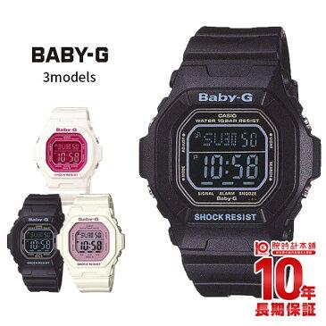 【最大2000円クーポン&店内最大ポイント54倍!11日まで】 カシオ ベビーG BABY-G ブラック×ブルー BG-5600BK-1JF [正規品] レディース 腕時計 時計