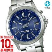 【先着2000名様限定1000円割引クーポン】[P_10]セイコー ワイアード WIRED ソーラー電波 100m防水 AGAY010 [正規品] メンズ 腕時計 時計