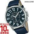 【新作】エンジェルクローバー AngelClover Bump ブラック クロノグラフ BU44SNVNV [国内正規品] メンズ 腕時計 時計