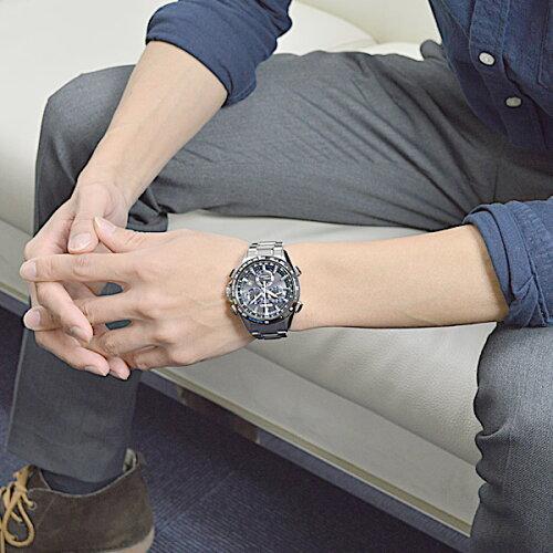 セイコーアストロンSEIKOASTRONGPS電波ソーラー電波時計腕時計メンズ100m防水SBXB099