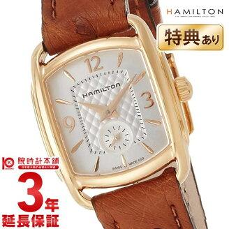 ハミルトン HAMILTON バグリー H123415…