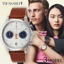 トラサルディ 時計 腕時計 TRUSSARDI メンズ クロノグラフ ...