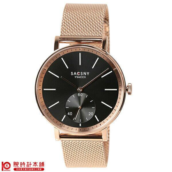 腕時計, メンズ腕時計 272000OFF161:59 SACCSNYYSACCS SYA-15145R-BKM