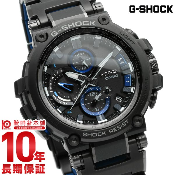 腕時計, メンズ腕時計 151OFF37 G G-SHOCK Bluetooth MTG-B1000BD-1AJF
