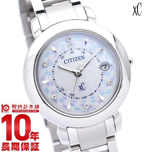 腕時計, レディース腕時計 2000522220 2500 teitania ES9440-51W XC CITIZEN