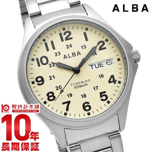 腕時計, メンズ腕時計 552420 ALBA AQPJ401