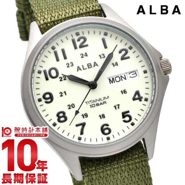 腕時計, メンズ腕時計 552420 ALBA AQPJ403