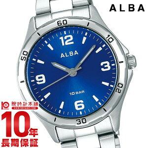 【店内最大ポイント37倍!30日限定!】 セイコー アルバ ALBA AQQK409 メンズ